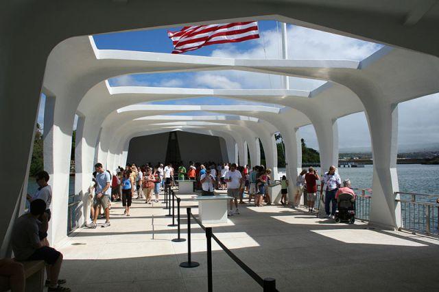 Reflecting on history and memory at Pearl Harbor